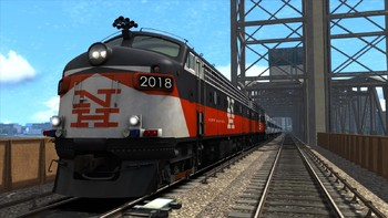 Screenshot4 - Train Simulator: New Haven FL9