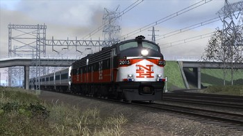 Screenshot6 - Train Simulator: New Haven FL9