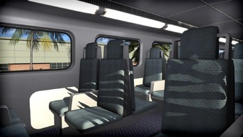 Screenshot6 - Train Simulator: Miami Commuter Rail F40PHL-2 Loco Add-On