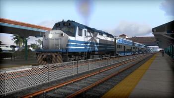 Screenshot4 - Train Simulator: Miami Commuter Rail F40PHL-2 Loco Add-On