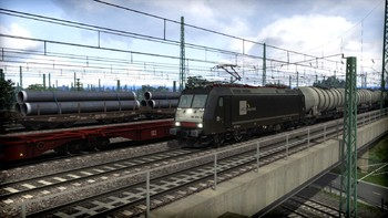 Screenshot3 - Train Simulator: MRCE BR 185.5 Loco Add-On