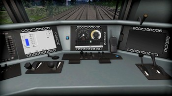 Screenshot5 - Train Simulator: MRCE BR 185.5 Loco Add-On