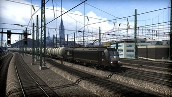 Screenshot6 - Train Simulator: MRCE BR 185.5 Loco Add-On