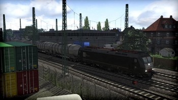 Screenshot2 - Train Simulator: MRCE BR 185.5 Loco Add-On