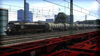 Screenshot1 - Train Simulator: MRCE BR 185.5 Loco Add-On