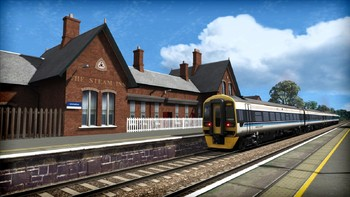 Screenshot1 - Train Simulator: Liverpool-Manchester Route Add-On