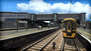 Screenshot3 - Train Simulator: Liverpool-Manchester Route Add-On