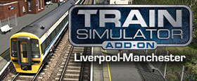 Train Simulator: Liverpool-Manchester Route Add-On