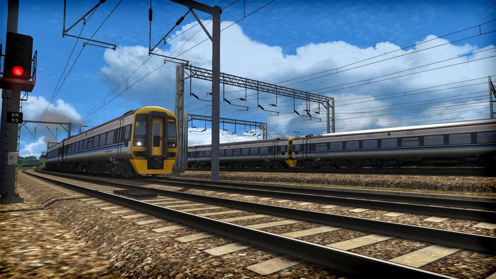 Railroads England