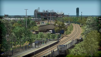 Screenshot4 - Train Simulator: Liverpool-Manchester Route Add-On