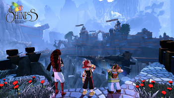 Screenshot3 - Shiness: The Lightning Kingdom