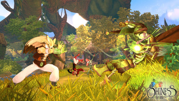 Screenshot6 - Shiness: The Lightning Kingdom
