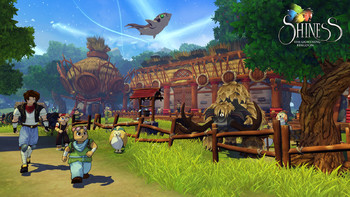 Screenshot8 - Shiness: The Lightning Kingdom