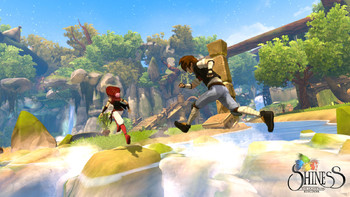 Screenshot4 - Shiness: The Lightning Kingdom