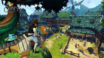 Screenshot2 - Shiness: The Lightning Kingdom