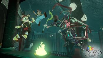 Screenshot5 - Shiness: The Lightning Kingdom