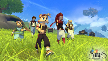 Screenshot7 - Shiness: The Lightning Kingdom