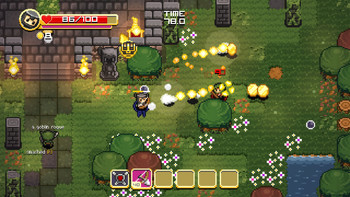 Screenshot1 - Super Treasure Arena