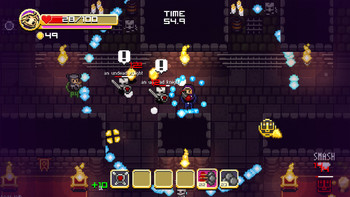Screenshot2 - Super Treasure Arena