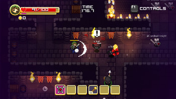 Screenshot3 - Super Treasure Arena