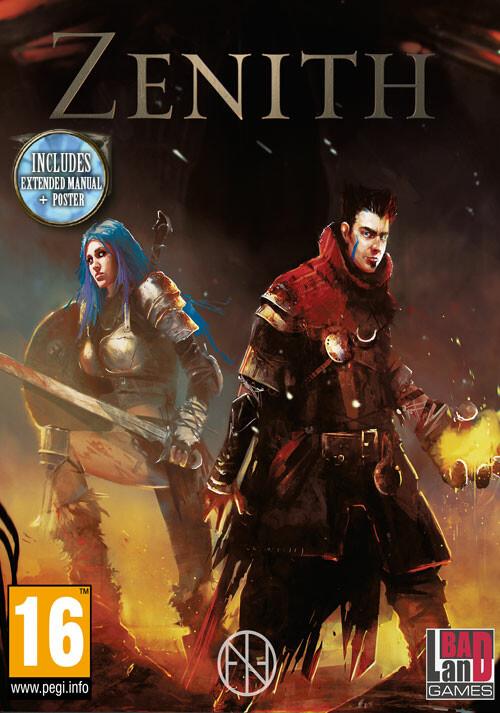 Zenith - Cover