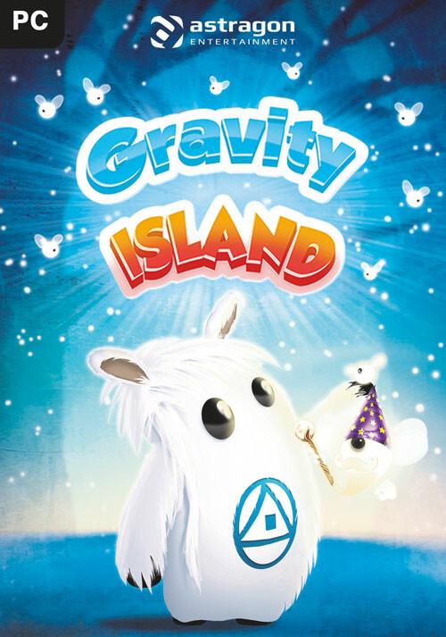 Gravity Island - Packshot