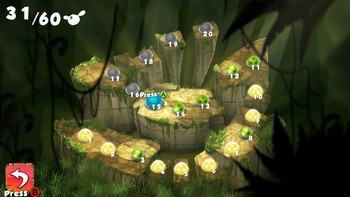 Screenshot4 - Gravity Island