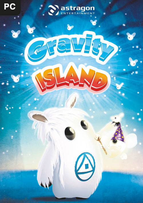 Gravity Island - Cover / Packshot