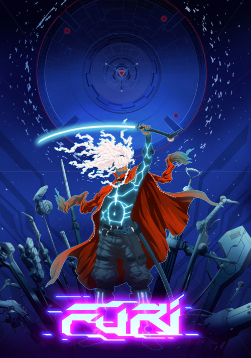 Furi - Cover / Packshot