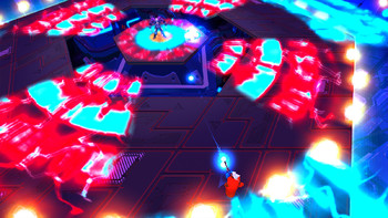 Screenshot1 - Furi - One More Fight