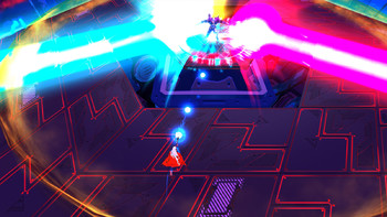 Screenshot2 - Furi - One More Fight