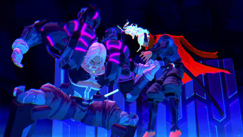 Screenshot6 - Furi - One More Fight