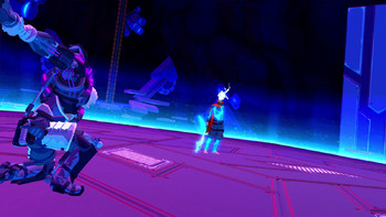 Screenshot4 - Furi - One More Fight