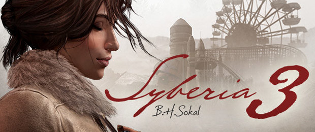 Syberia 3 - 6 Minutes of New Gameplay Footage