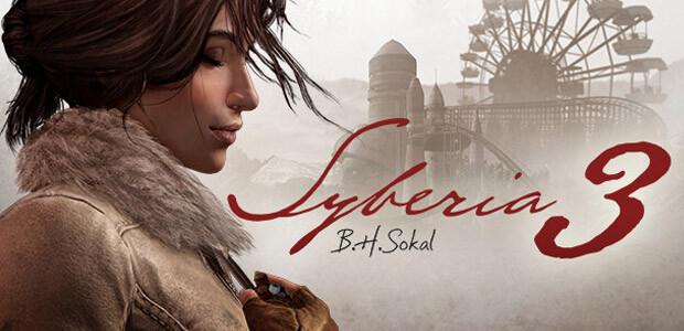 Syberia 3 - Cover / Packshot