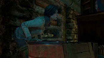 Screenshot2 - Syberia 3 Deluxe Edition