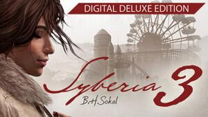 Syberia 3 Deluxe Edition