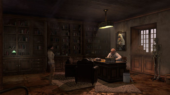 Screenshot4 - Syberia 3 Deluxe Edition