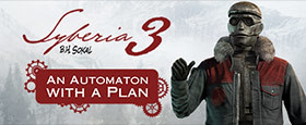 Syberia 3 - An Automaton with a plan
