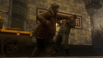 Screenshot4 - Syberia 3 - An Automaton with a plan