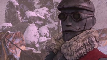 Screenshot5 - Syberia 3 - An Automaton with a plan