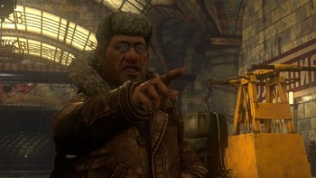 Screenshot3 - Syberia 3 - An Automaton with a plan