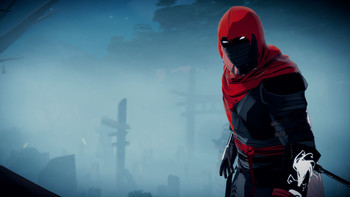 Screenshot1 - Aragami