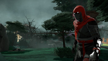 Screenshot5 - Aragami