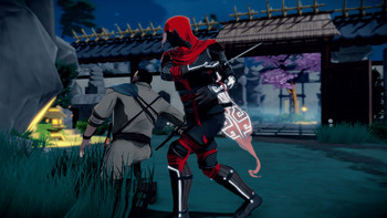 Screenshot8 - Aragami
