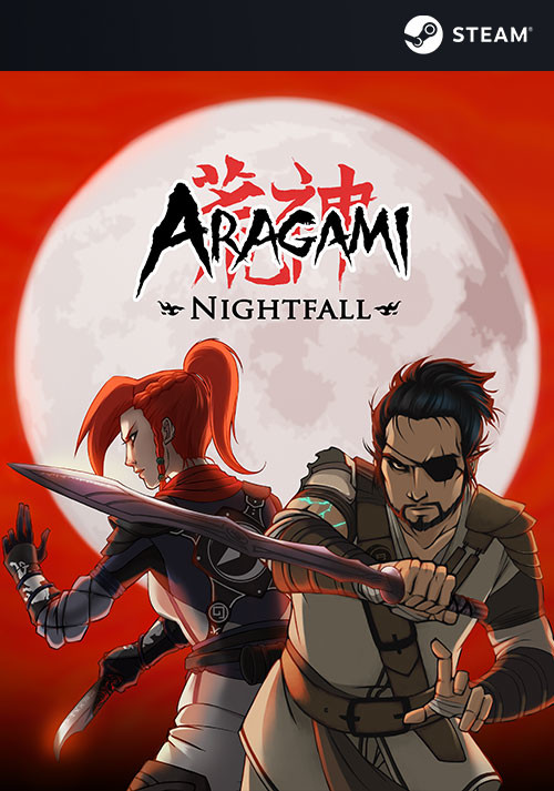 Aragami: Nightfall - Cover