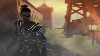 Screenshot1 - Aragami: Nightfall