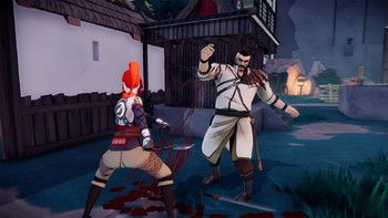 Screenshot2 - Aragami: Nightfall