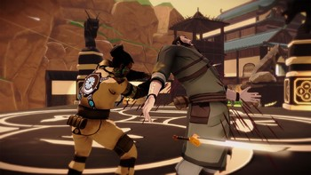 Screenshot4 - Aragami: Nightfall