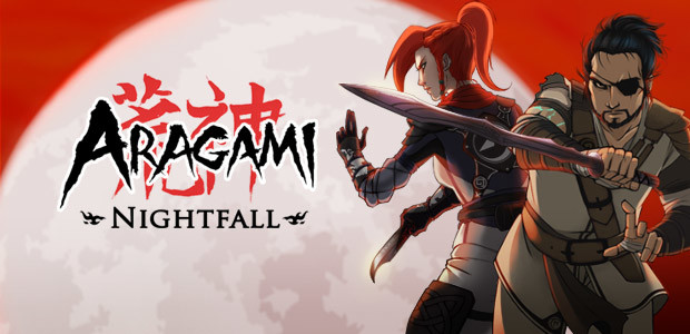 Aragami: Nightfall - Cover / Packshot